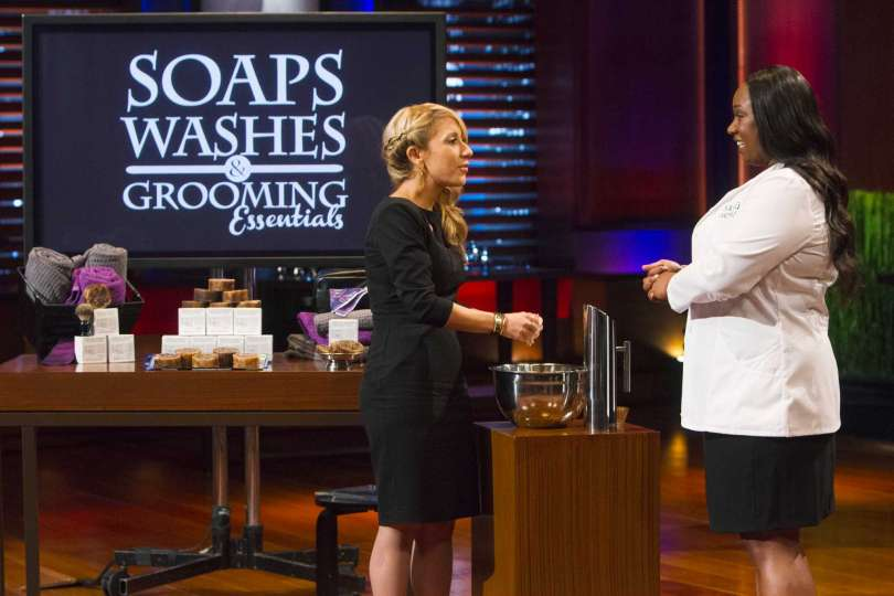 Lydia Evans_SWAG Essentials on Shark Tank