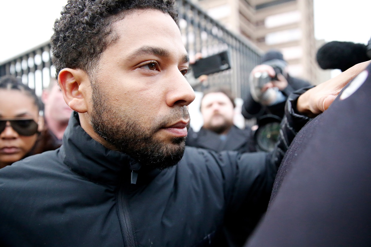 Jussie Smollett: From Victim To An Arrest