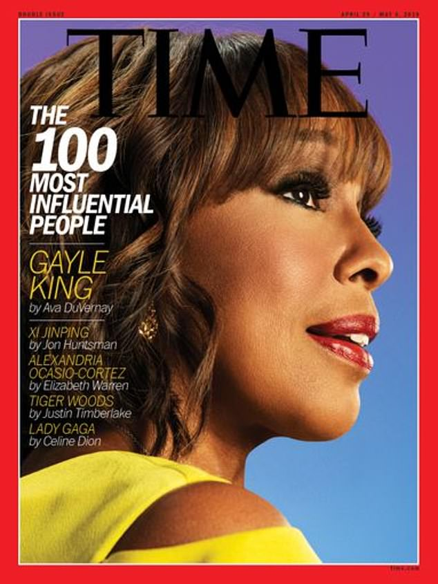 Gayle King Gets $11M in Deal With CBS News