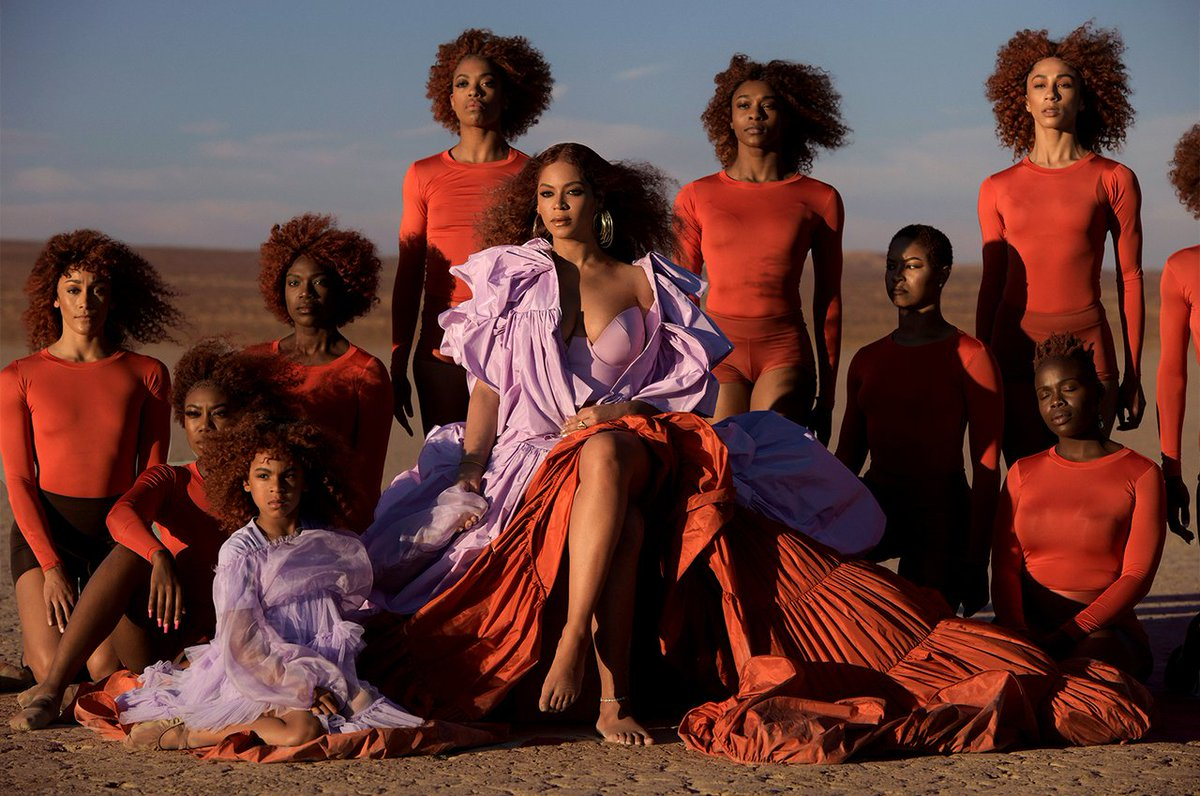 Beyoncé's Love Letter To All The Brown Skin Girls