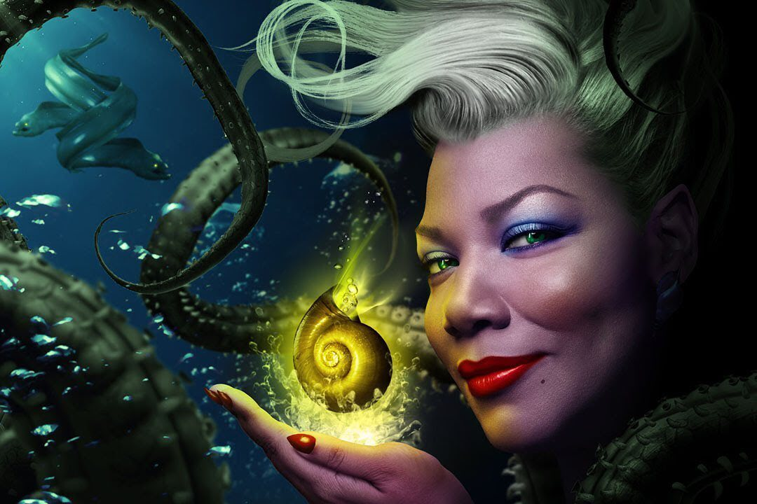 "Queen Latifah To Star As Ursula In ABC's ""The Little Mermaid"""