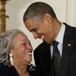 President Barack Obama Pays Tribute to Writer Toni Morrison