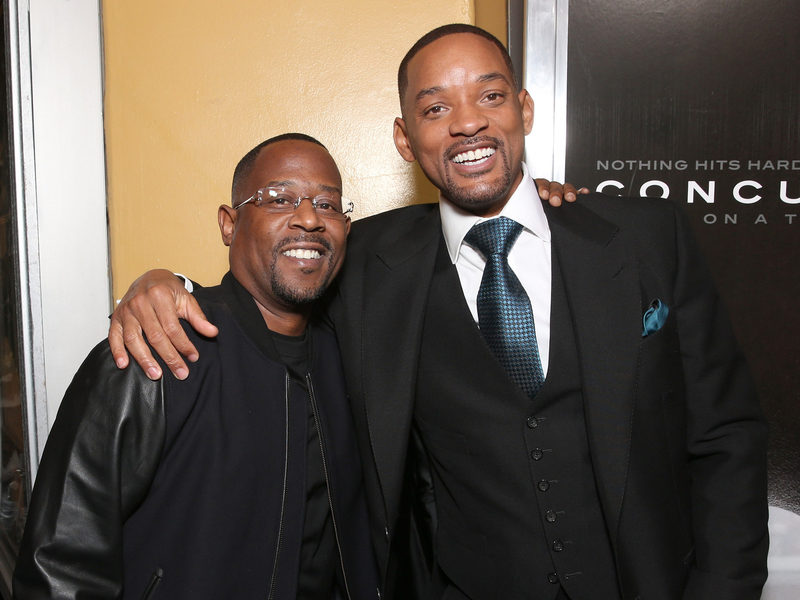 Will Smith and Martin Lawrence Back Together Again in 'Bad Boys for Life'