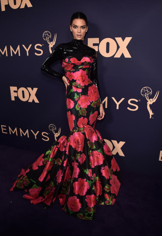 Kendall Jenner_Emmys 2019