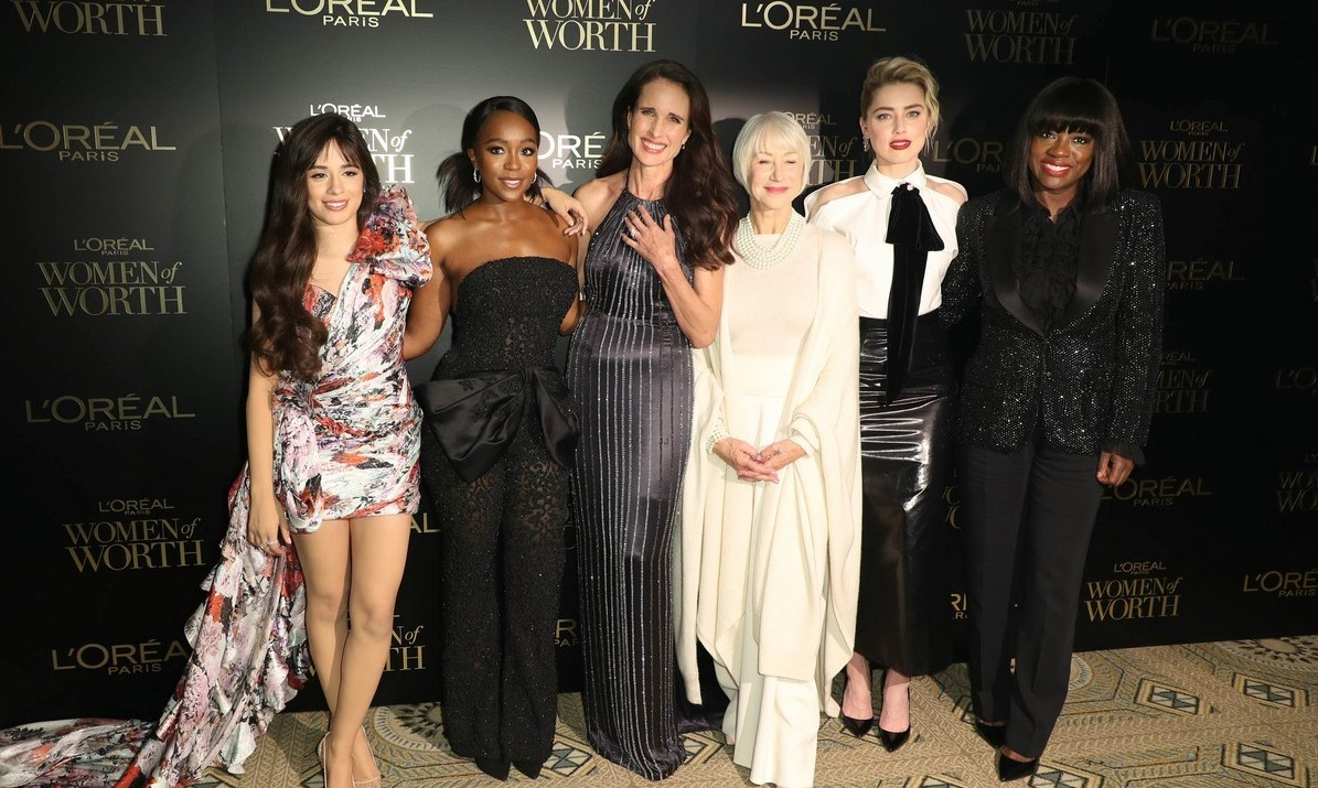 Viola Davis, Camila Cabello and Other Female Celebrities Tell Women to Value Their Self-Worth at L'Oréal Awards