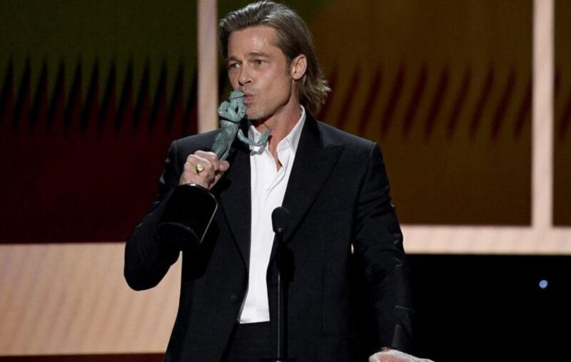 Brad Pitt Continues To Win Big During Awards Season