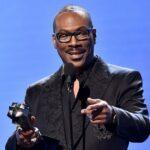 Eddie Murphy Accepts Lifetime Achievement Honor at Critics' Choice Awards
