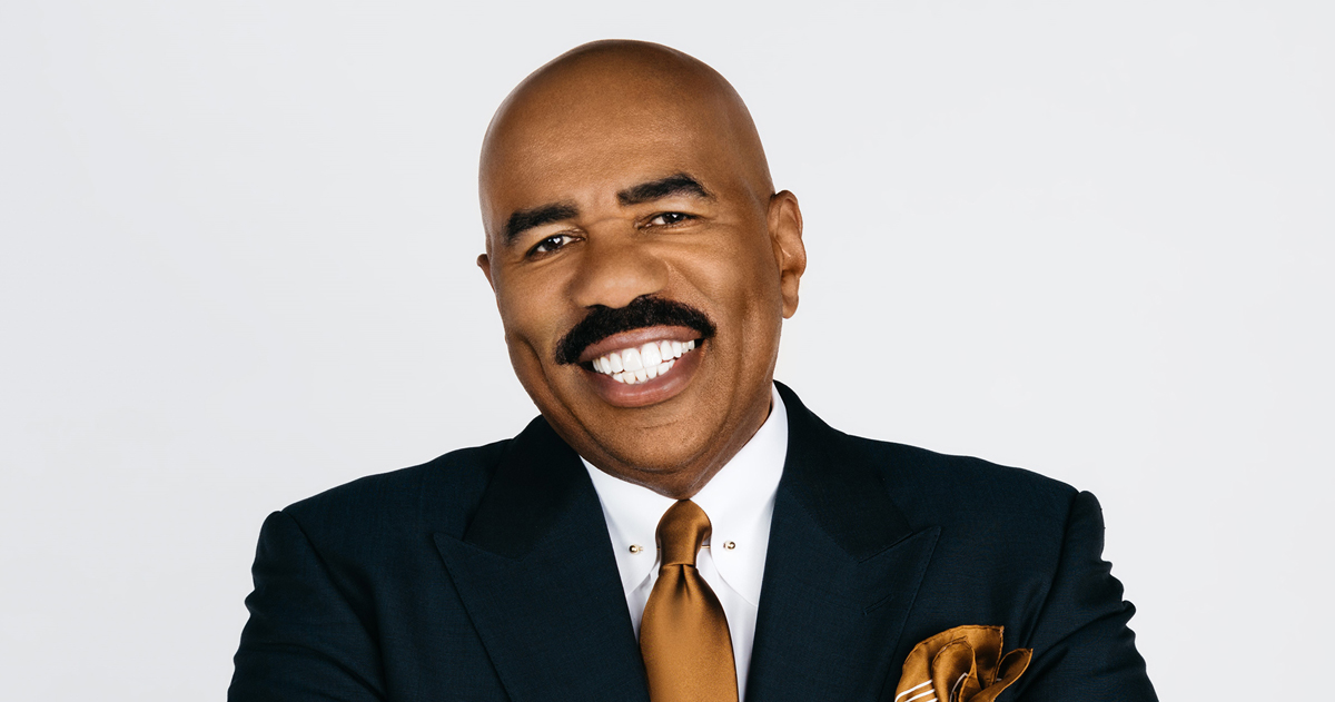 Steve Harvey: His 2019 Message Can Refuel Your 2020 Before January Ends